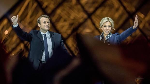Emmanuel Macron: Der neue fanzösische Präsident scheint unbesiegbar