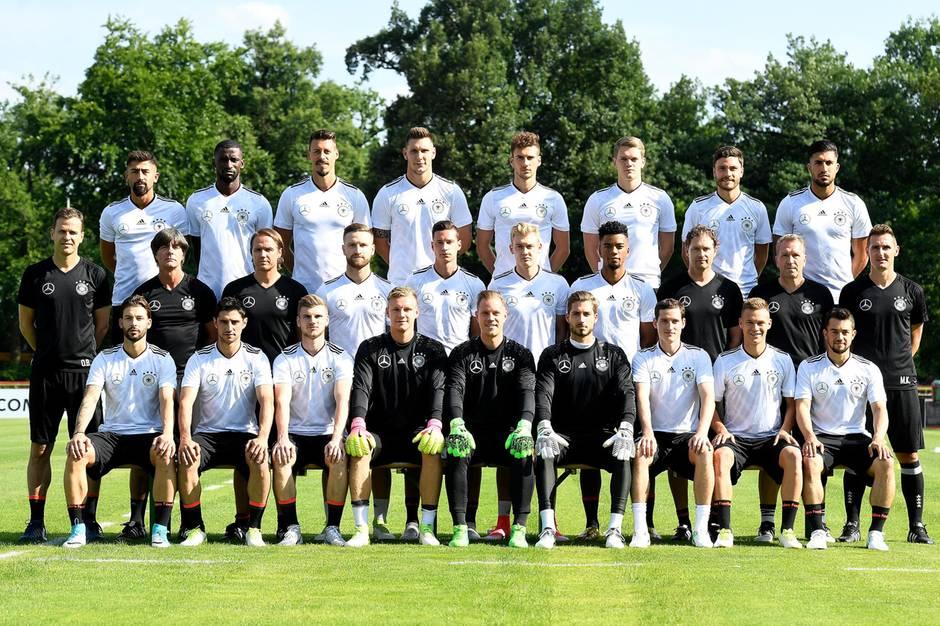 DFB-Team fliegt mit