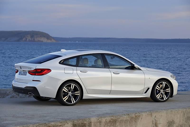 BMW 6er Gran Turismo - auf 5,09 Meter gewachsen