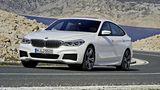 BMW 6er Gran Turismo - auf große Motoren verzichten die Bayern erst einmal