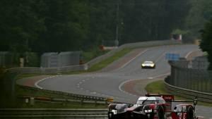 Audi R 18 TDI Le Mans - er führ 2016 sein letztes Rennen