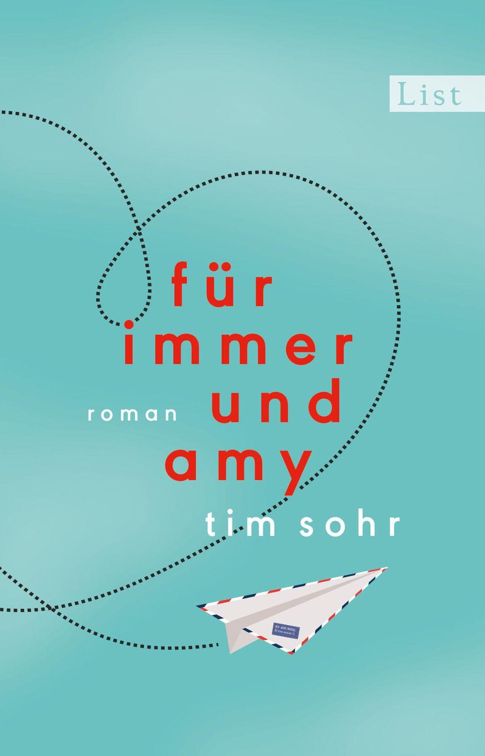 """Cover """"Für immer und Amy"""""""