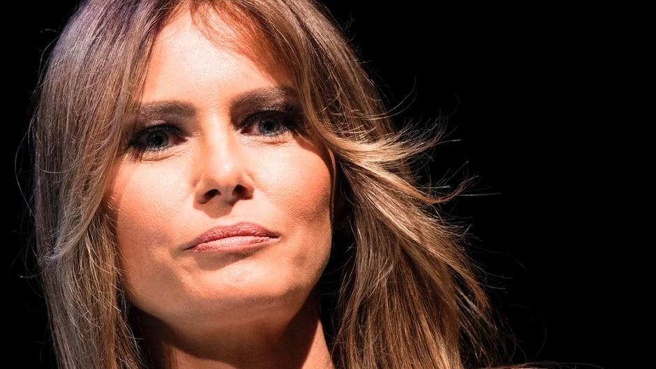 Viktor Knavs: Hat Melania Trump einen Doppelgänger ihres Vaters geheiratet?