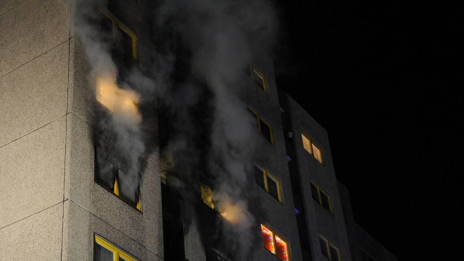 Feuerausbruch in der Wohnung: Vier Dinge, die Sie bei einem Brand beachten sollten