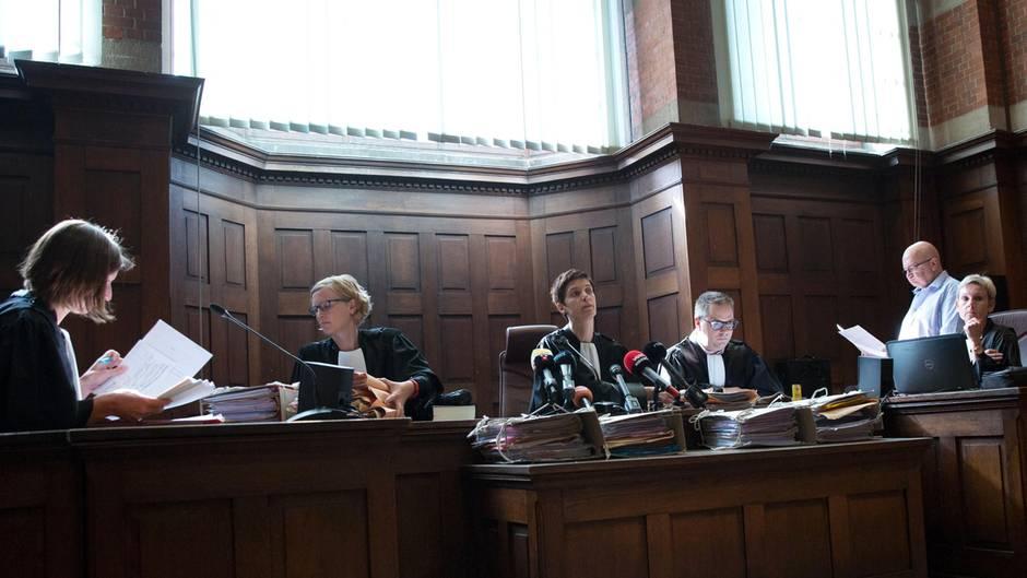 Richterin Mieke Butstraen verliest das Urteil gegen die Eltern des toten Babys aus Belgien