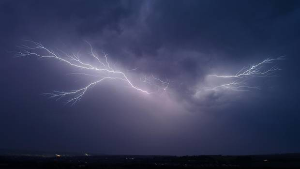 Fronleichnam - Unwetter - Gewitter - Westen - Südwesten