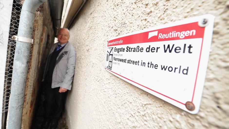 Spreuerhofstraße, Reutlingen