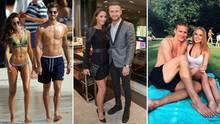 Deutsche Fußballnationalspieler und ihre Frauen
