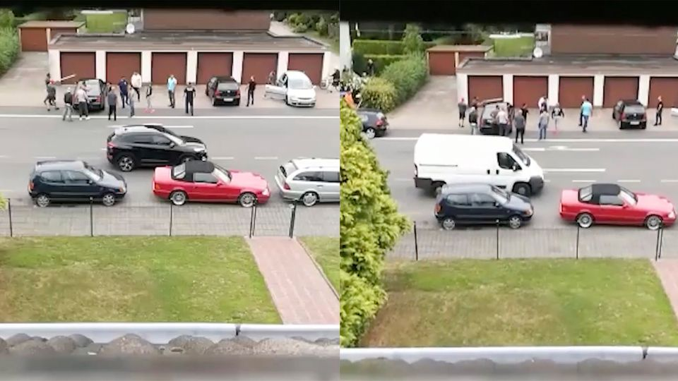 Schießerei in Oer-Erkenschwick