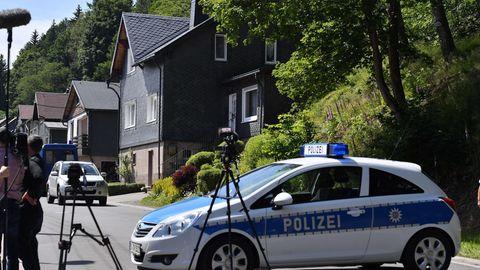 In diesem Haus in Thüringen hat sich das Familiendrama zugetragen