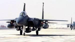 F-15 in Katar