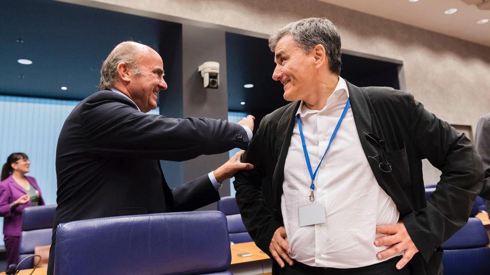 Griechenland Eurogruppen-Treffen