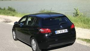 Peugeot 308 PureTech 110 - das Design wurde nicht angefasst