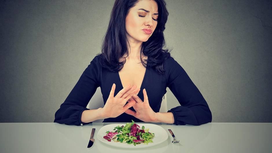 Salat? Okay. Aber bitte nur Bio!