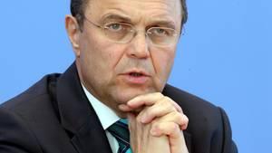 Ex-Bundesinnenminister Hans-Peter Friedrich (CSU)