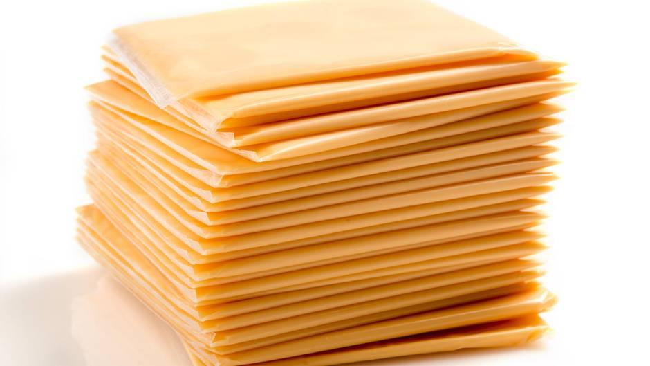 käse lagern mit eiswürfel