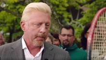 "Boris Becker bei ""Bares für Rares"""