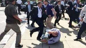 Washington: Erdogan will US-Haftbefehle gegen seine Bodyguards anfechten