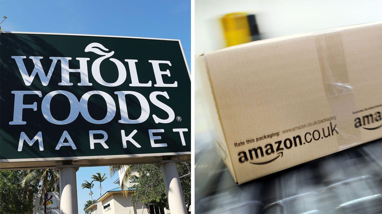 Amazon kauft die Bio-Lebensmittelkette Whole Foods