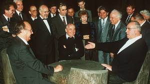 Helmut Kohl tot Nachruf