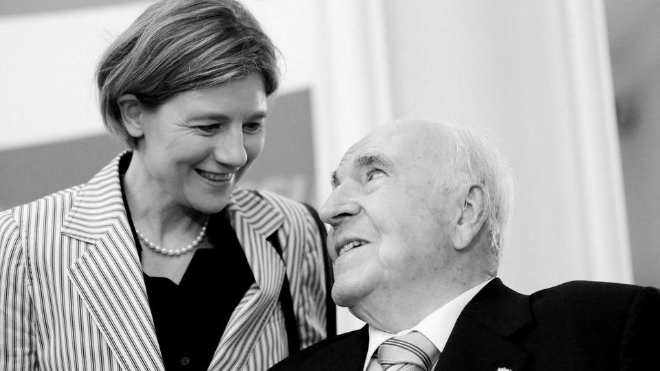 Helmut Kohl: Wir, die Kohls - das erste und letzte stern-Interview des Altkanzlers