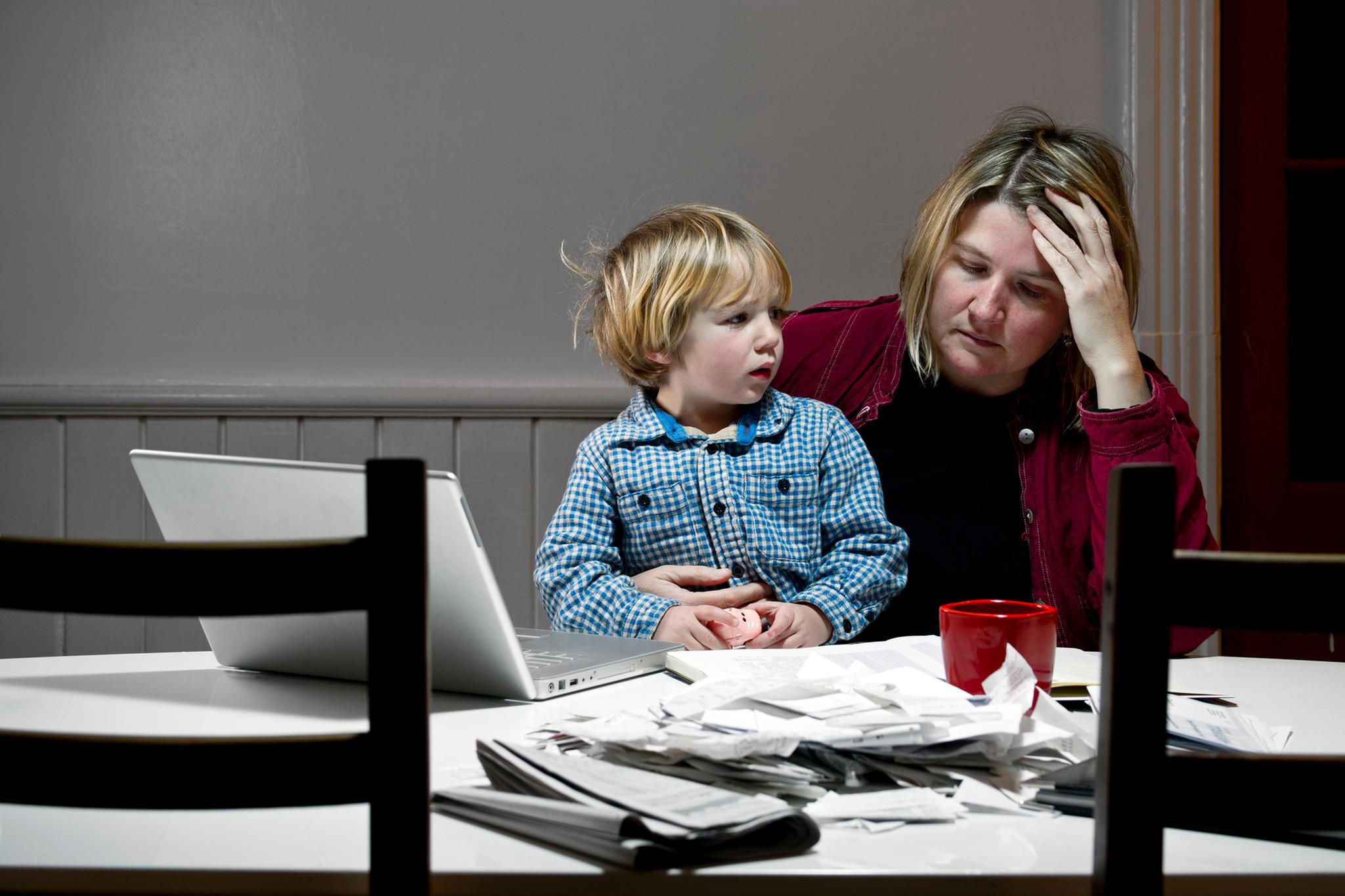 Entsorgte Mutter Protokoll einer Frau alles verlor