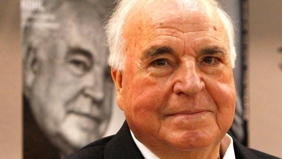 Kohl wollte keinen Staatsakt in Deutschland