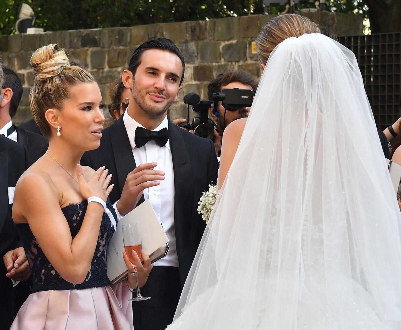Hochzeit Victoria Swarovski