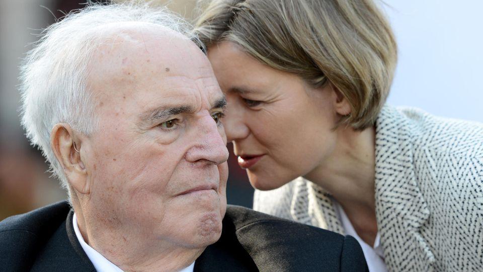 Maike Kohl-Richter - die Frau an der Seite des Altkanzlers