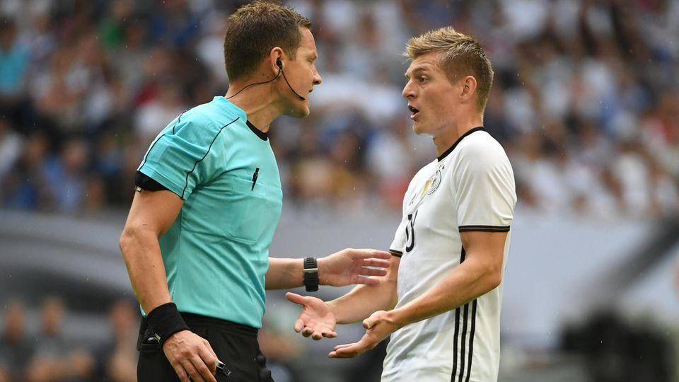 Die Fifa diskutiert gerade zahlreiche Regeländerungen im Fußball