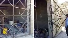 Brasilien: Mann entwirft abgefahrene Garagentor-Konstruktion