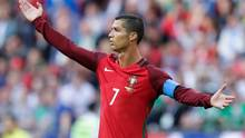 Cristiano Ronaldo beim Confed Cup in Russland