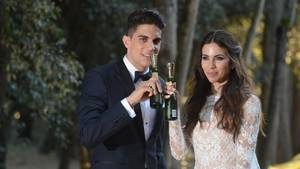 Marc Bartra heiratet
