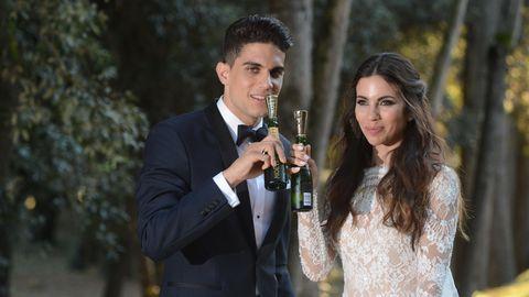 Marc Bartra heiratet