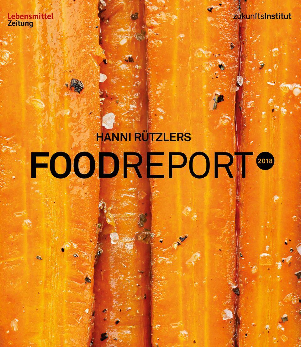 Mehr zum Thema: Was essen wir eigentlich in Zukunft? Im neuen Foodreport 2018 von Hanni Rützler.
