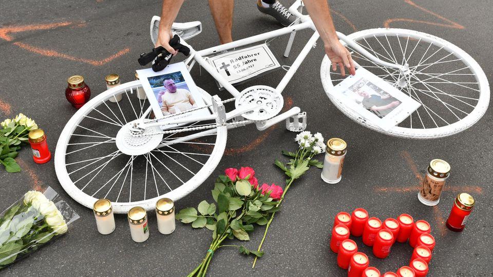 Berlin toter Fahrradfahrer