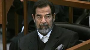 Saddam Hussein wurde am 30. Dezember 2006 hingerichtet