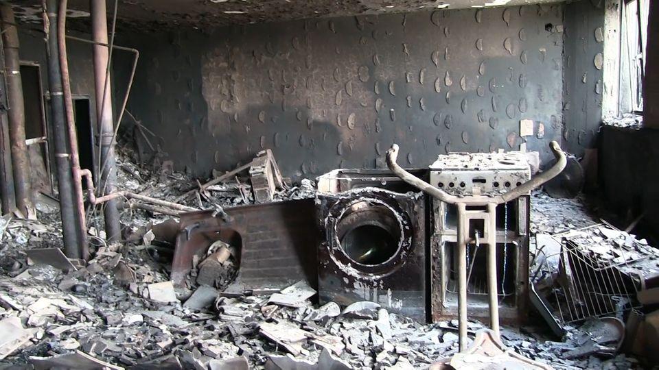 Grenfell-Tower-Überlebende: Brand-Opfer sollen in Luxus-Komplex einziehen - die Anwohner sind entsetzt