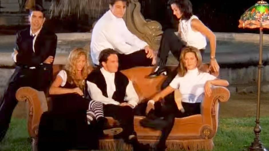 """Kultserie aus den 90ern: Comeback von """"Friends""""? Auch Matthew Perry lehnt ab"""