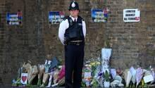 Bestürzung nach dem Angriff in London