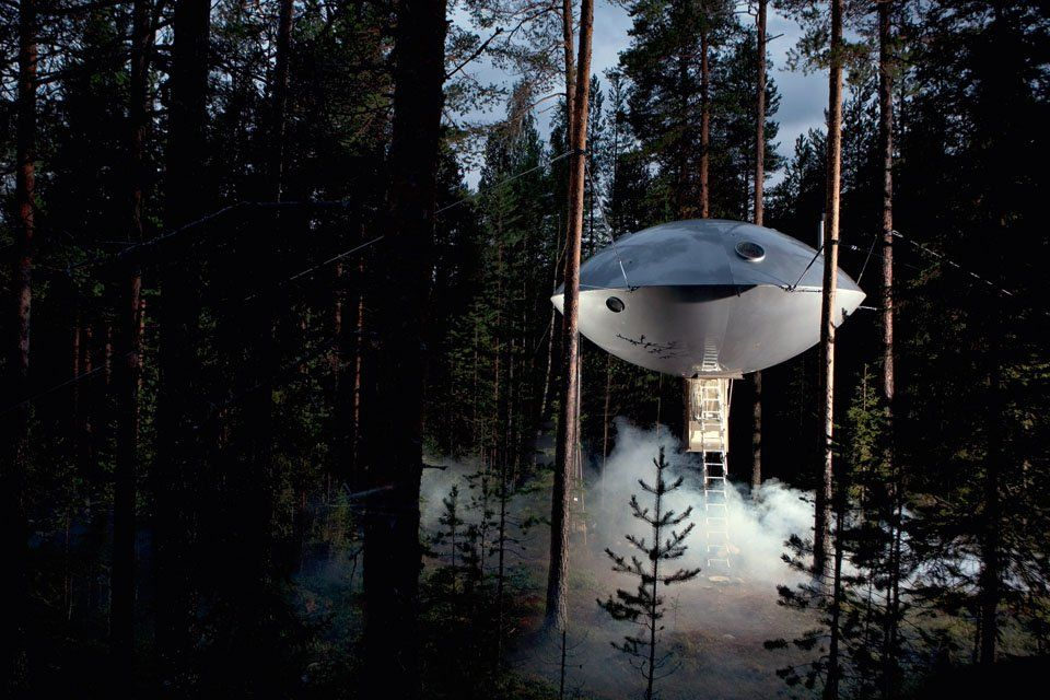 Ufo Tree Hotel