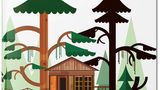 Tree Houses. Baumhäuser  Philip Jodidio  Hardcover, 26 x 34 cm, 352 Seiten  ISBN 978-3-8365-2664-7  Mehrsprachige Ausgabe: Deutsch, Englisch, Französisch  € 49,99