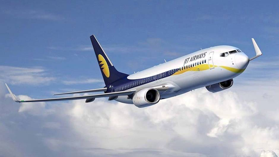 """An Bord einer """"Jet Airways""""-Boeing 737 brachte die Frau ihr Kind zur Welt (Symbolbild)"""