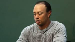 Tiger Woods - Entzugsklinik - Medikamente