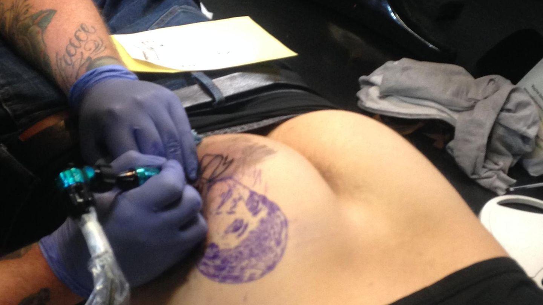 Tattoo Merkel Po Art