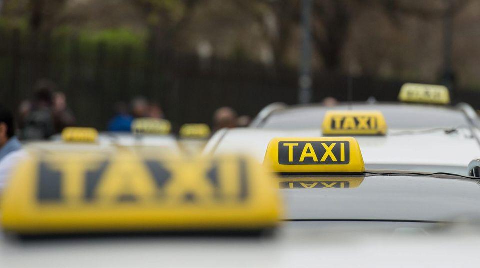 Taxi Hamburg Fischmarkt