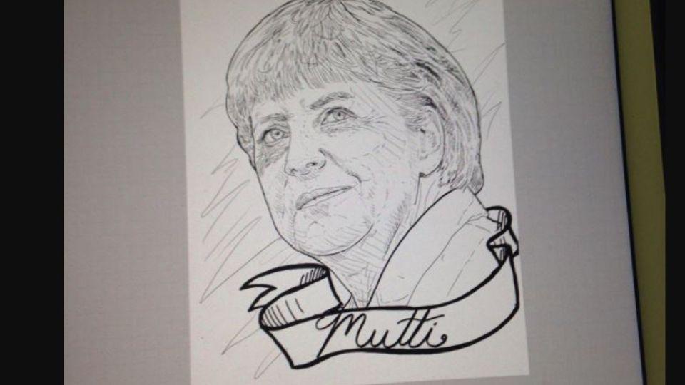 Merkel Entwurf