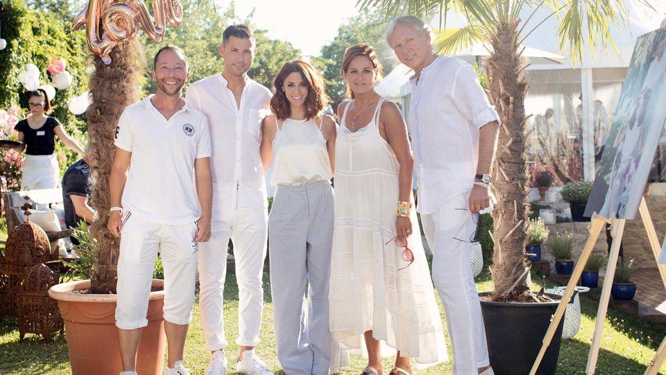 Vanessa Mai Feiert Hochzeit Nach Andrea Berg Spielt Partyplaner Stern De