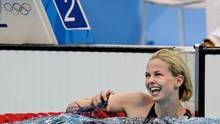 Olympiasiegerin und Weltrekordlerin: Was macht eigentlich … Britta Steffen?