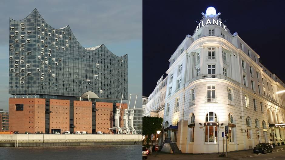 Hamburger Luxushotels: G20-Unterkünfte: Hier nächtigen die Mächtigen